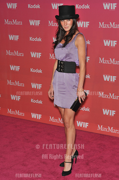 Lynn Collins at the Women in Film 2009 Crystal + Lucy Awards at the Hyatt Regency Century Plaza Hotel, Century City, Los Angeles..June 12, 2009  Los Angeles, CA.Picture: Paul Smith / Featureflash