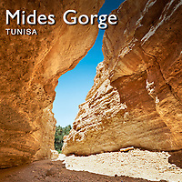 Mides Gorge & Oasis Photos, Pictures & Images, Tunisia