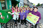SIPTU Big Start Campaign for recognition and better pay for Killorglin Child Care Workers. Pictured front National Council member Elaine O'Sullivan, Back Kirsty Mitchell, Kathleen Sweeney,  Caitriona O Shea, Margaret Cronin, Karen Foley, Ann Marie O'Connell, Ciara Devane, Elaine O'Connor, Ann Marie Sweeney, TTheresa O'Neill, Caroline Farley, Eileen Courtney, Emma Murphy