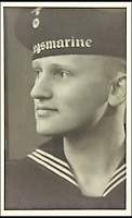 BNPS.co.uk (01202 558833)<br /> Pic: AlexanderHistoricalAuctions/BNPS<br /> <br /> First Officer Lieutenant Wilhelm Hinrichs.<br /> <br /> Fascinating images which provide a snapshot of life on a German U-Boat have been unearthed.<br /> <br /> Interestingly, the photographs give us an insight into joyous occasions on the U-976 destroyer including alcohol fuelled parties and gatherings in the mess hall.<br /> <br /> The photo album which was collated by First Officer Lieutenant Wilhelm Hinrichs has now emerged for auction and is tipped to sell for &pound;1,200.<br /> <br /> The U-976 was sunk on March 25, 1944, just a few months before the Normandy landings, near St Nazaire in France by gunfire from two British Mosquito fighter-bombers.