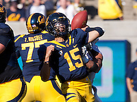 California Football vs ASU, September 29, 2012