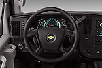 Car pictures of steering wheel view of a 2016 Chevrolet Express-Cargo 2500-Work-Van-HD 4 Door Cargo Van Steering Wheel
