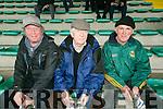 John Counihan, Sean Sullivan, Ballyduff and Tom Wren, Ballyduffat the Leinster Senior Hurling Championship Round Robin Group, Round 2,  Kerry V Westmeath on Saturday at Tralee's Austin Stack Park on Saturday