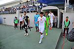 Lokomotiv vs Al Saad during the 2015 AFC Champions League Group C match on April 08, 2015 at the Lokomotiv Stadium in Tashkent, Uzbekistan. Photo by Anvar Ilyasov / World Sport Group