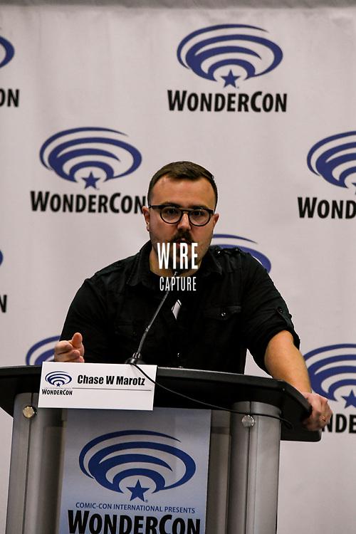 Chase W. Maretz Wondercon in Anaheim Ca. March 31, 2019