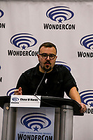 Chase W. Maretz Wondercon in Anaheim Ca. March 31, 2019