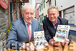 Ray Keane Killarney launched his book The Dealership with Minister Jimmy Deenihan in the Stonechat restaurant Killarney on Saturday