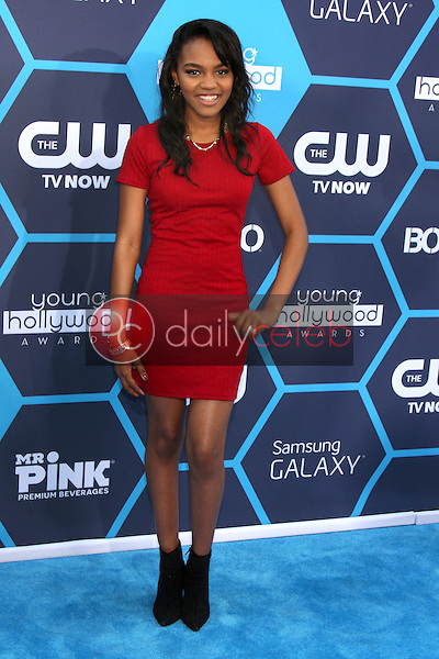 China Anne McClain<br />