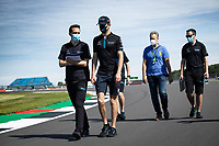 30th July 2020, Silverstone, Northampton, UK; FIA Formula One World Championship 2020, Grand Prix of Great Britain, 6 Nicholas Latifi CAN, Williams Racing