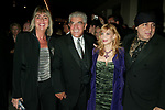 Frank Vincent with his wife and Steve Van Zandt with his wife ( THE SOPRANOS ) attending the Opening Night Celebration for the New Broadway Musical JERSEY BOYS at the August Wilson Theatre in New York City.<br />The Evening is inspired by the the Lives and Musical Journey of Frankie Valli and the Four Seasons.<br />November 6, 2005