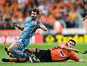 19/08/2010   Copyright  Pic : James Stewart.sct_jsp015_dundee_utd_v_aek_athens  .:: KEITH WATSON CHALLENEGS MAKOS GRIGORIS:: .James Stewart Photography 19 Carronlea Drive, Falkirk. FK2 8DN      Vat Reg No. 607 6932 25.Telephone      : +44 (0)1324 570291 .Mobile              : +44 (0)7721 416997.E-mail  :  jim@jspa.co.uk.If you require further information then contact Jim Stewart on any of the numbers above.........
