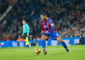 2nd December 2017, The Hawthorns, West Bromwich, England; EPL Premier League football, West Bromwich Albion versus Crystal Palace; Ruben Loftus Cheek of Crystal Palace on the attack with the ball