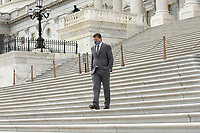 United States Senator Martin Heinrich (Democrat of New Mexico) leaves the United States Capitol in Washington D.C., U.S. on Thursday, May 21, 2020. Credit: Stefani Reynolds / CNP/AdMedia