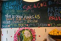 Europe,France,Ile-de-France,75004 ,Paris: Restaurant Miznon (Eyal Shani) 22, rue des Ecouffes, 75004  : pitas d'anthologie - le menu
