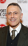 David Greenspan attends the Transport Group Theatre Company 'A Toast to the Artist - An Evening with Mary-Mitchell Campbell & Friends'  at The The Times Center on February 6, 2017 in New York City.