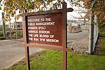 Former US Air Force Bentwaters base, Rendlesham, Suffolk, England