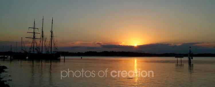 Alma Doepel at Sundown in Port Macquarie.
