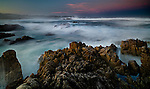 Sunrise, 17 mile Drive, Big Sur Coast, California