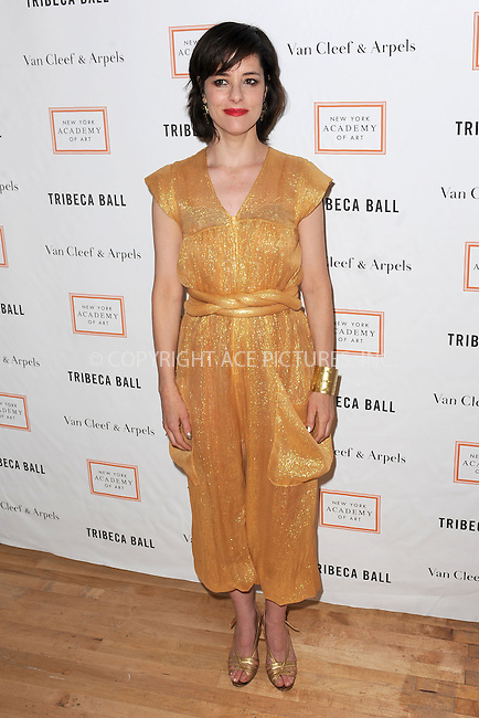 WWW.ACEPIXS.COM<br /> April 13, 2015 New York City <br /> <br /> Parker Posey attending the Tribeca Ball in Manhattan on April 13, 2015 in New York City.<br /> <br /> Please byline: Kristin Callahan/AcePictures<br /> <br /> ACEPIXS.COM<br /> <br /> Tel: (646) 769 0430<br /> e-mail: info@acepixs.com<br /> web: http://www.acepixs.com