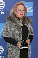 PALM SPRINGS - JAN 17:  Carol Connors at the 30th Palm Springs International Film Festival Awards Gala at the Palm Springs Convention Center on January 17, 2019 in Palm Springs, CA