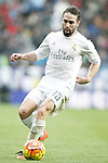 Real Madrid's Daniel Carvajal during La Liga match. February 13,2016. (ALTERPHOTOS/Acero)
