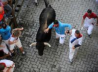 2nd Running of the bulls