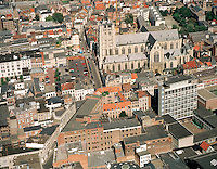 September 1997. Sint-Jacobskerk in Antwerpen.