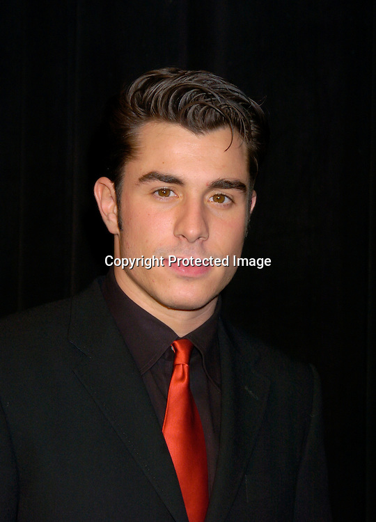 "Troy Kurtis ..at the Musicals Tonight performance of ""A Celebration of ..Daytime Stars"" on March 21, 2004 at the 14th Street Ymca. ..in New York City. ..Photo by Robin Platzer, Twin Images"