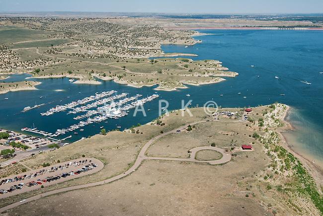 North Shore Marina at Lake Pueblo, Colorado. June 2014. 84560