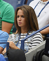 FLUSHING NY- SEPTEMBER 01: Kim Sears is seen watching Andy Murray Vs Marcel Granollers on Arthur Ashe Stadium at the USTA Billie Jean King National Tennis Center on September 1, 2016 in Flushing Queens. Credit: mpi04/MediaPunch