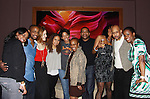 02-26-12 Stick Fly - #2 Alicia Keys & cast at Cort Theater, NYC  and after party