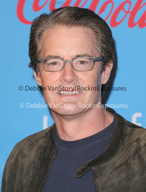 Kyle MacLachlan  at The Second Annual UNICEF Playlist with the A-List held at The El Rey Theatre in Los Angeles, California on March 15,2012                                                                               © 2012 Hollywood Press Agency
