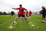 Ched Evans during the training session at the Shirecliffe Training complex, Sheffield. Picture date: June 27th 2017. Pic credit should read: Simon Bellis/Sportimage