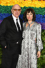 Mart Crowley and Natasha Gregson Wagner attends the 2019 Tony Awards on June 9, 2019 at Radio City Music Hall in New York, New York, USA.<br /> <br /> photo by Robin Platzer/Twin Images<br />  <br /> phone number 212-935-0770