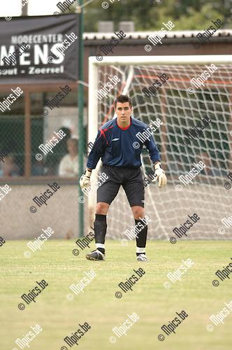 Bojan Milic , Antwerp FC