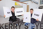 ENABLE US: Sean Scally and Ross O'Connor from enable Ireland, Tralee are asking for votes in the AIB Better Ireland Award.