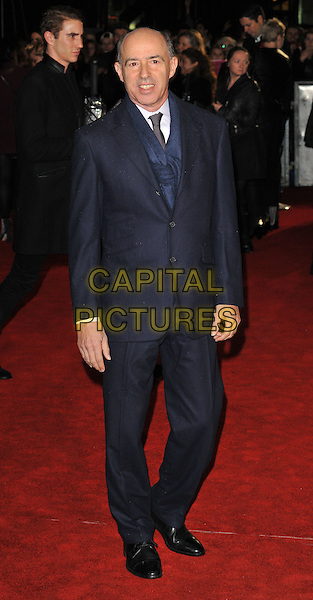 Jon Kilik attends the , Odeon Leicester Square, Leicester Square, London, England, UK, on Thursday 05 November 2015. <br /> CAP/CAN<br /> &copy;CAN/Capital Pictures