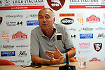19092014 Leonardo Menichini in conferenza stampa
