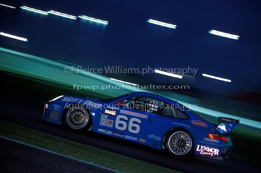 #66 Racer's Group Porsche, 2001 Rolex 24 at Daytona, Daytona International Speedway, Daytona Beach, Florida USA Feb. 2001