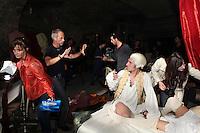 """31/08/11 : Tournage CHATEAU DE CHAMPLATREUX à Epinay-Champlâtreux du film """"Paris la ville à remonter le temps"""", scénario Carlo de Boutiny et Alain Zenou, réalisation Xavier Lefebvre, production GEDEON PROGRAMMES"""
