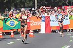 Río 2016 Team Chile - Maraton - Erika Olivera