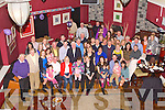 SURPRISE BIRTHDAY: Kim Hutchinson, Monavalley, Tralee (seated 6th left) got a big surprise when family and friends gathered to celebrate her 60th birthday with family and friends at O'Donnell's restaurant and bar, Tralee on Saturday.