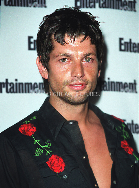 "Model Marcel attends Entertainment Weekly's ""It List Party"" at Milk Studios in New York, June 24, 2002.  Please byline: Alecsey Boldeskul/NY Photo Press.   ..*PAY-PER-USE*      ....NY Photo Press:  ..phone (646) 267-6913;   ..e-mail: info@nyphotopress.com"