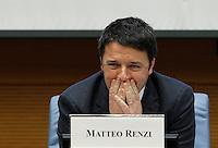 20141229 ROMA-POLITICA: IL PRESIDENTE DEL CONSIGLIO RENZI TIENE LA CONFERENZA STAMPA DI FINE ANNO
