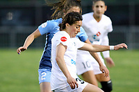 Piscataway, NJ - Sunday April 30, 2017: Christina Gibbons during a regular season National Women's Soccer League (NWSL) match between Sky Blue FC and FC Kansas City at Yurcak Field.