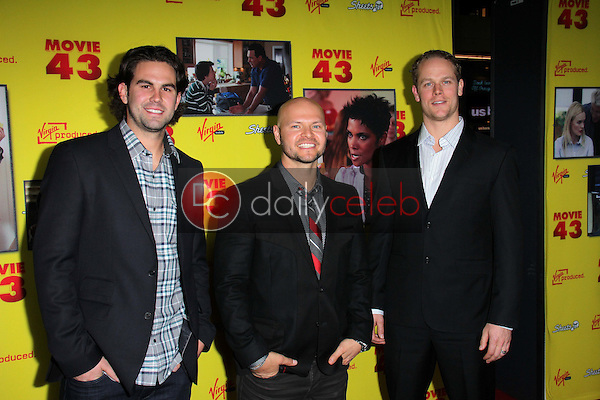 Justin Morneau, Cody Ross, Casey Kelly<br />