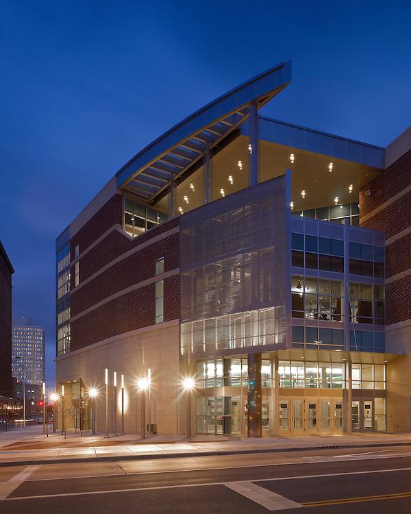 Huntington Center   Architect: HNTB