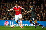 Anthony Martial of Manchester United during the UEFA Europa League match at Old Trafford. Photo credit should read: Philip Oldham/Sportimage