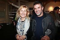 """SYLVIE BOURGEOIS HAREL & HERVE MATHOUX - Dedicace de Sylvie Bourgeois Harel pour la sortie de son nouveau livre """"Sophie ‡ Saint Tropez"""""""