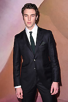 Tom Hughes at the Fashion Awards 2016 at the Royal Albert Hall, London. December 5, 2016<br /> Picture: Steve Vas/Featureflash/SilverHub 0208 004 5359/ 07711 972644 Editors@silverhubmedia.com